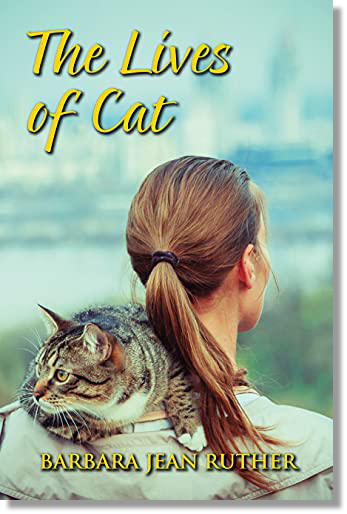 bookcover shadow The Lives of Cats Barbara Ruther